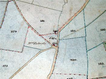 Wardhedges in 1828 [L33-9]